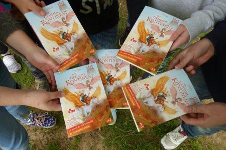 Fünfte Klassen feiern Welttag des Buches