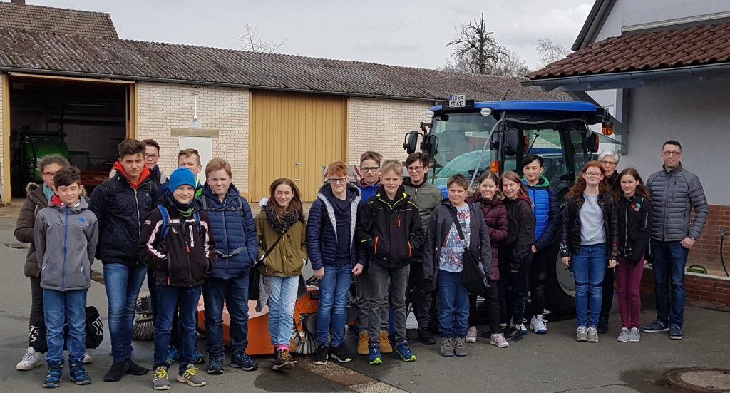 Besuch Gemeinde Edertal