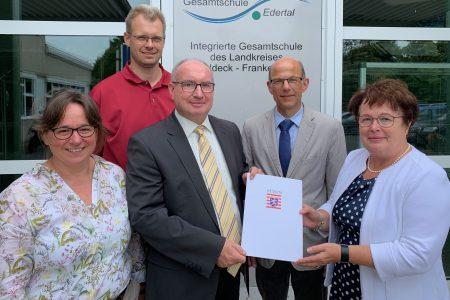 Schulleitungsteam wieder komplett: Thomas Wiegand ist neuer Schulleiter