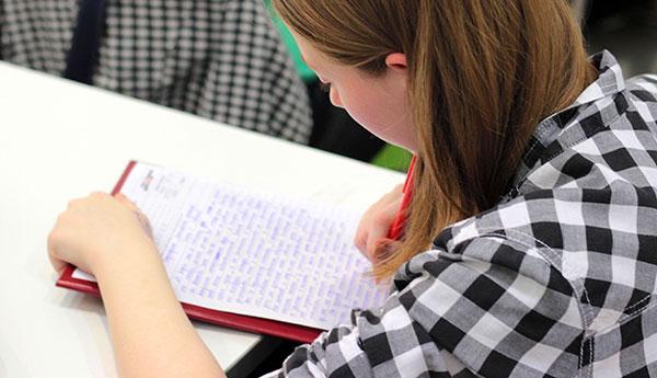 Förderung beim Erlernen des Lesens und Rechtschreibens