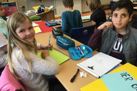 Märchenhafte Projektwoche der fünften Klassen