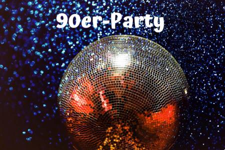 SV veranstaltet 90er-Party