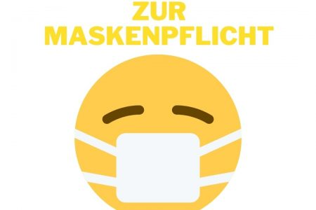 Informationen zur Maskenpflicht