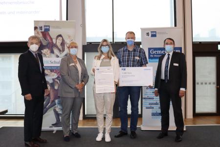 Hessischer IHK-Schulpreis für Gesamtschule Edertal: Projekt zur beruflichen Orientierung erhält Auszeichnung